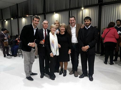 Nueva Comisión Directiva de AUDAS (Asociación Uruguaya de Alzheimer y Similares).