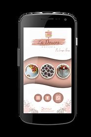 IntroCard cartao Interativo Digital doceria restaurante comida
