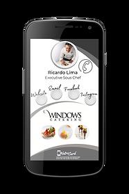 Cartao interativo digital Introcard