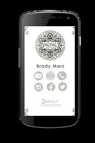 Cartâo Interativo Digital IntroCard para restaurantes, pizzarias e cervejarias
