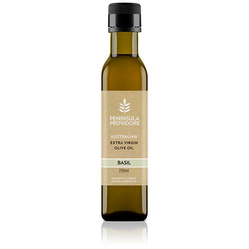 Basil Infused Olive Oil 250ml
