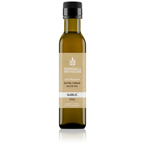 Garlic Infused Olive Oil 250ml