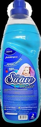 AMACIANTE DE ROUPAS - TOQUE SUAVE