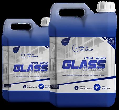 GLASS CLEANER - LIMPA VIDROS