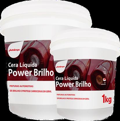 POWER BRILHO - CERA LÍQUIDA