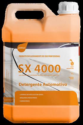 SHAMPOO AUTOMOTIVO - SX 4000 5L