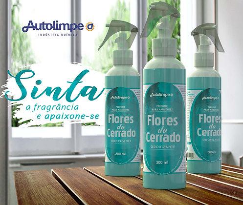 FLORES DO CERRADO - PERFUME PARA AMBIENTES 300ml