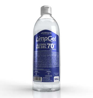 LimpGel - Álcool em Gel 70%