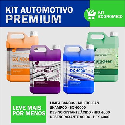 Kit Automotivo Premium