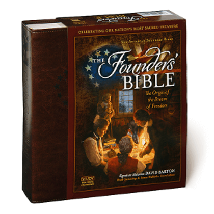 Leather-Soft Founder's Bible