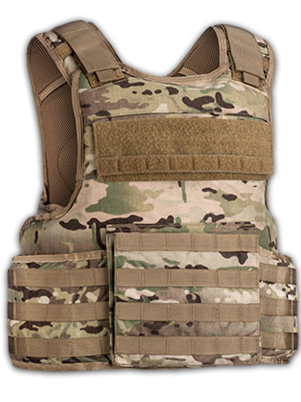 IIIA Kit - Balc Soft Armor and Carrier