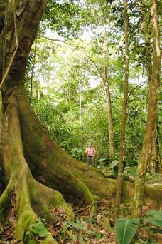 El Escondite reserva natural