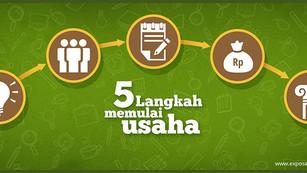 5 langkah praktis membangun usaha (bahasa Indonesia)