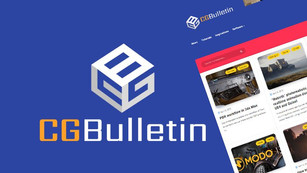 CG-Bulletin, your new hub for curated CG news, tutorials and resources