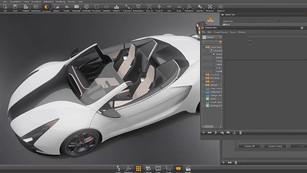 Autodesk cool 2015 automotive showreel