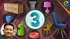 3ds Max Fundamentals: 3D Modeling and Look Development