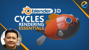 Blender 3D Cycles rendering essentials, FREE ACCESS!