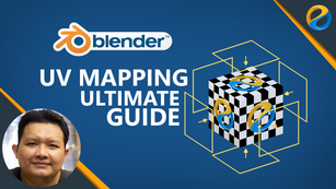 Blender 3D UV mapping ultimate guide, FREE ACCESS!