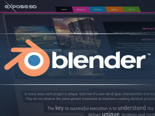 The story of Expose-3D: Why an established 3D visualization company switch to Blender entirely