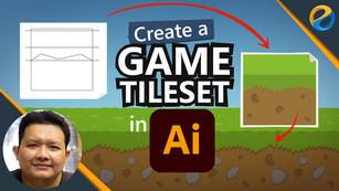 Create a game tile set in Adobe Illustrator