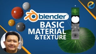 Blender basic material and texturing, FREE ACCESS!