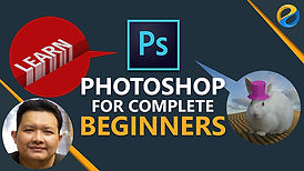 Photoshop for complete beginners