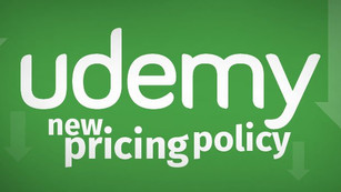 Udemy new pricing policy, will this benefit you?