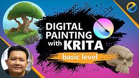 Digital Painting With Krita: Basic Level
