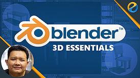 Blender 3D essentials