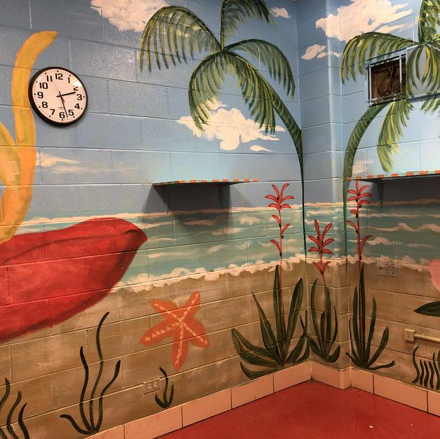 Jennifer Taylor - School Mural