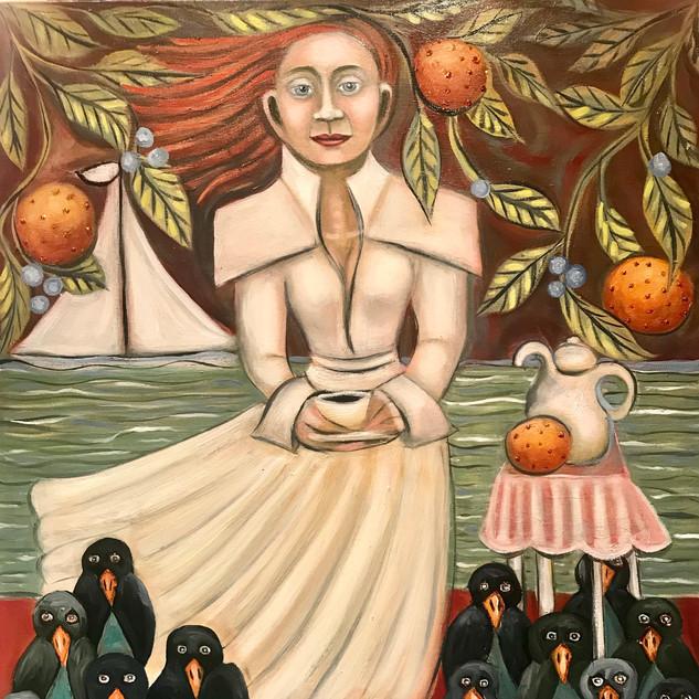 Jennifer Taylor - Tea Time