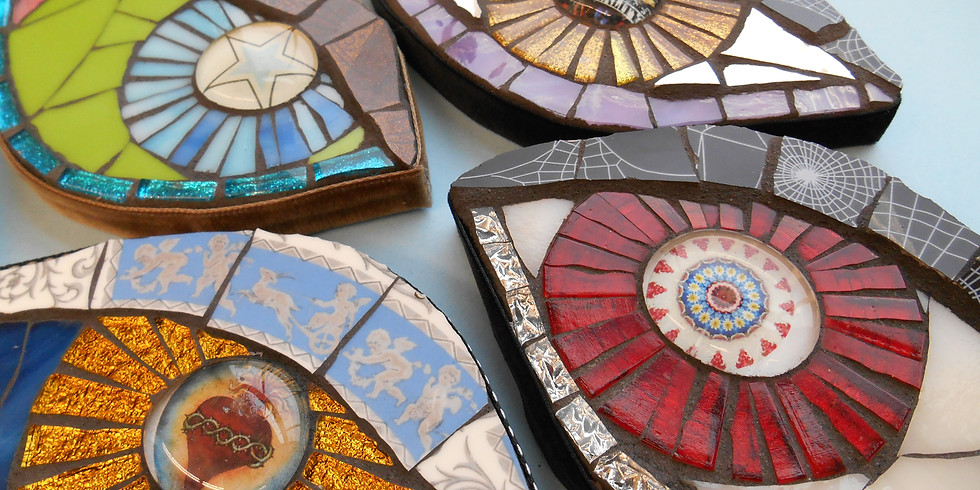 The Art of Mosaics with Chicago artist, artist Staci Sterenberg! ages 18+ (1)