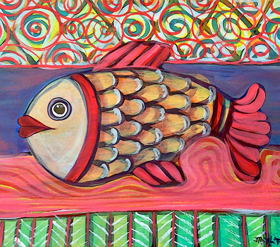 Fishy Beauty