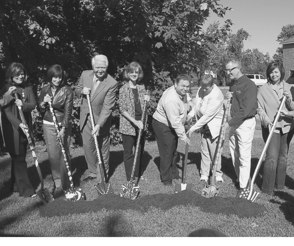 Stensgaard Center Groundbreaking