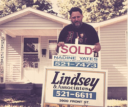 First Client to Own a Home