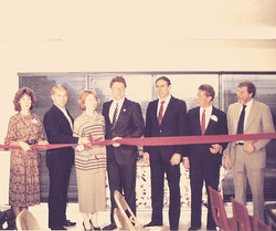 Support Center Ribbon Cutting
