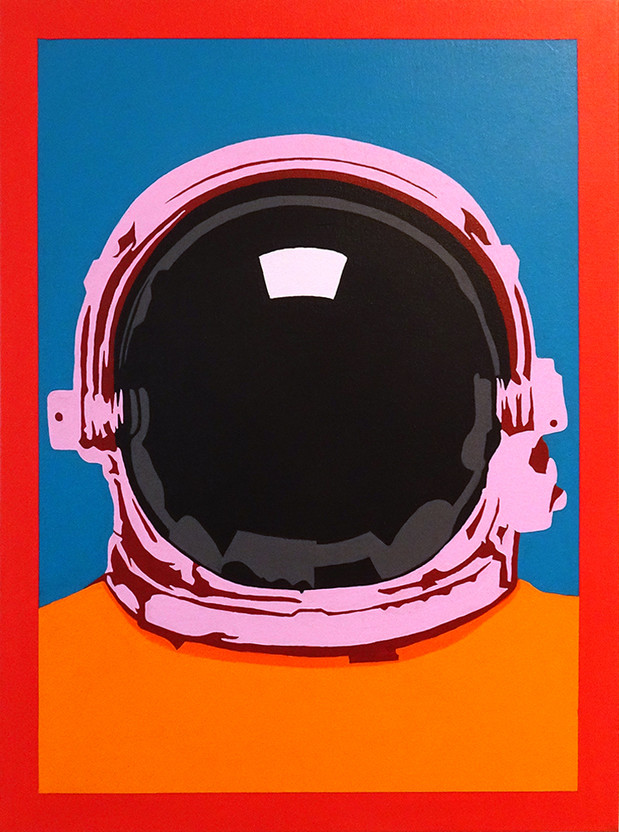 Astronaut #1, 2019