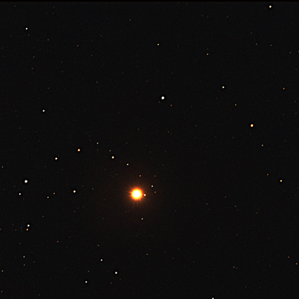 Herschel's Garnet Star