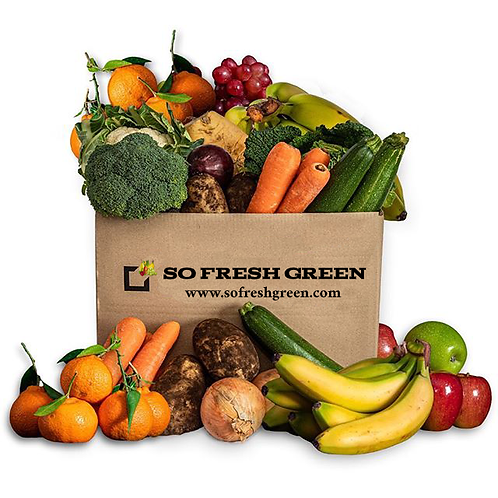 Fruit and Vegetable Large Box ( 4-6 People )