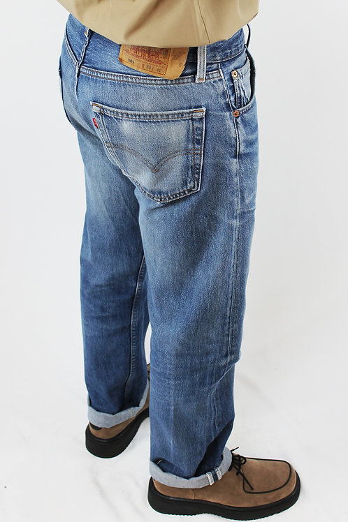 Vtg Levi's 501 Made in USA (W33 x L32)