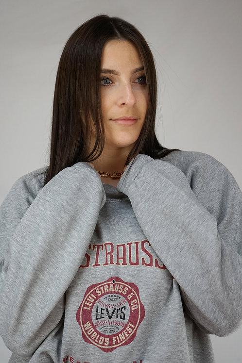 Vtg sweater Levis Strauss 1970