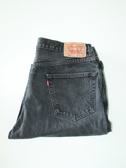 Vtg Levi's 550 - Made in Mexico (W36x L34)