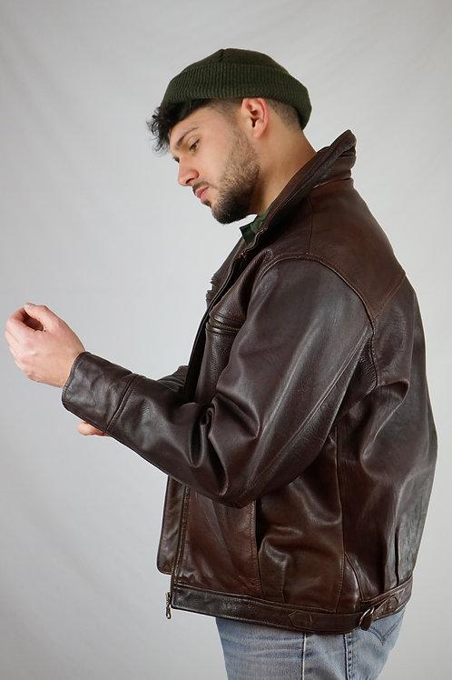 Vtg Route 66 Original leather jacket