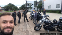 Missão Moto Culto em Lucas do Rio Verde-MT