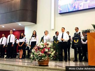 Escudamento de novos membros da regional Sorocaba-SP