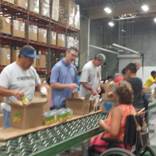 Cedarstone Give Back Day 2019