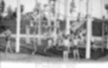 College d'Athletes de Reims 1913 sous la direction de Georges Hébert