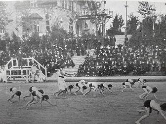 1913 : la Méthode naturelle de Georges Hébert au congrès international d'éducation physique