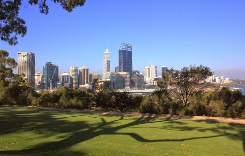 Perth City itinerary - King's park - Western Australia Botanic Garden
