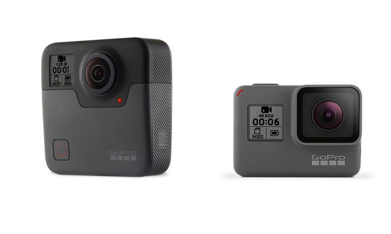 GoPro Fusion Review What you need to know about VR Virtual Reality GoPro Hero 6